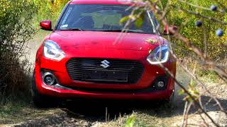 2018 Suzuki Swift - The new swift can handle it! MD quality image