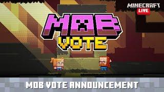 Minecraft Live: Introducing New Mobs! Screenshot