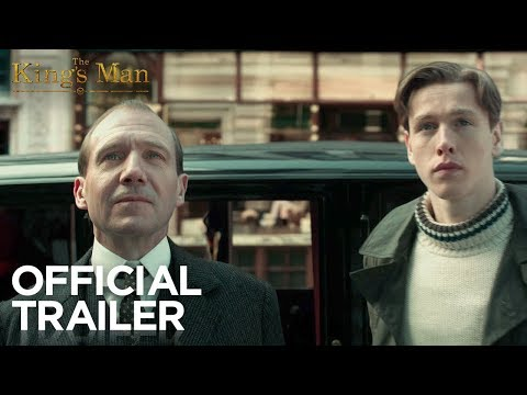 The King's Man Official Teaser Trailer [HD] 20th Century FOX MQ quality image