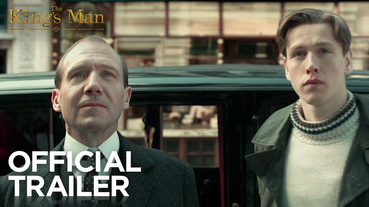 The King's Man Official Teaser Trailer [HD] 20th Century FOX HD quality image