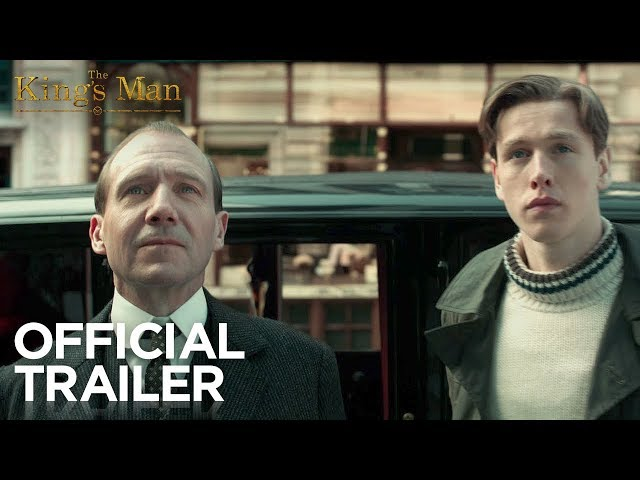 The King's Man Official Teaser Trailer [HD] 20th Century FOX HQ quality image