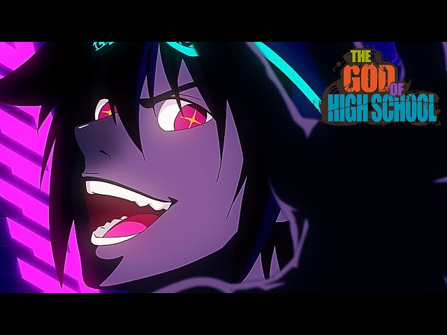 The God of High School - Opening Contradiction (feat. Tyler Carter) HQ quality image