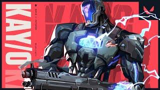 KAY/O Agent Reveal Trailer - VALORANT Screenshot