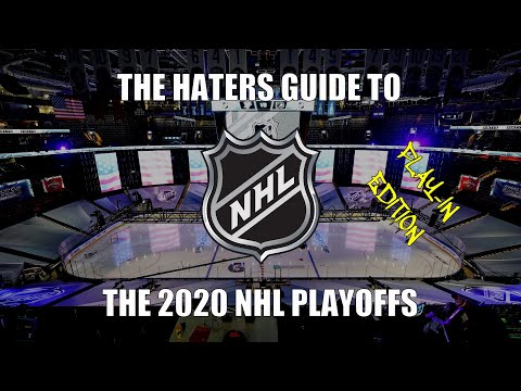 The Haters Guide to the 2020 NHL Playoffs: Play-In Edition MQ quality image