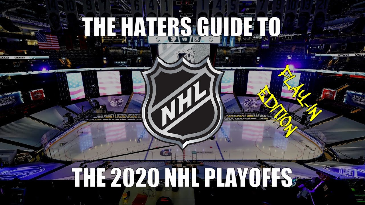The Haters Guide to the 2020 NHL Playoffs: Play-In Edition HD quality image