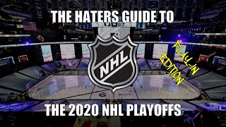 The Haters Guide to the 2020 NHL Playoffs: Play-In Edition MD quality image