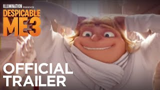 Despicable Me 3 - In Theaters June 30 - Official Trailer #2 (HD)