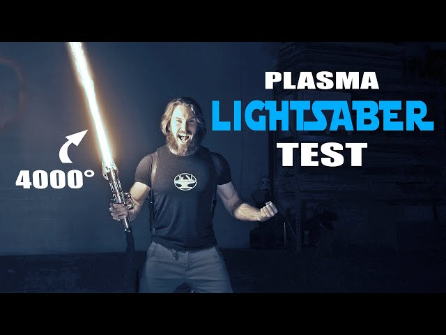 4000 LIGHTSABER TEST (CUTS ANYTHING!) HQ quality image