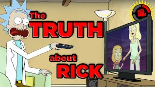 Film Theory: Inside the Mind ofRickSanchez (RickandMorty) MD quality image