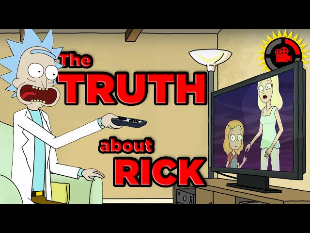 Film Theory: Inside the Mind ofRickSanchez (RickandMorty) HQ quality image