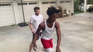 speed vs adin 1v1 basketball Screenshot