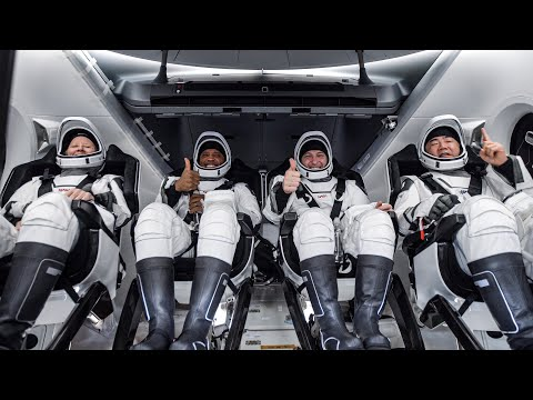 Crew-1 Mission Return MQ quality image
