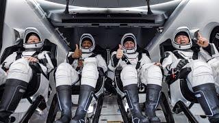 Crew-1 Mission Return MD quality image