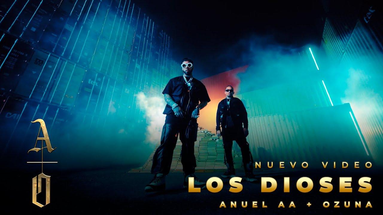 ANUEL AA & @Ozuna - LOS DIOSES HD quality image