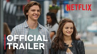 The Kissing Booth 2 Official Sequel Trailer Netflix MD quality image
