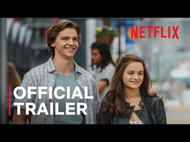 The Kissing Booth 2 Official Sequel Trailer Netflix HQ quality image