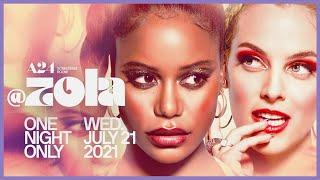 Zola | Virtual Cinema Event | Official Promo HD | A24