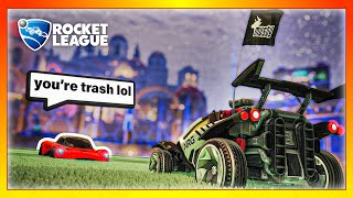The time I bet $1,000 I could beat a trash talker in Rocket League Screenshot