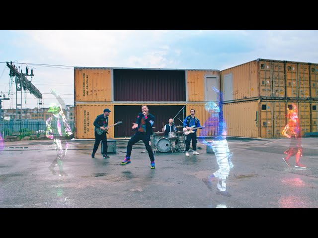 Coldplay - Higher Power (Official Audio // Extraterrestrial Transmission) HQ quality image