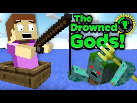 Game Theory: The Murky History of Minecraft's Underwater Gods MQ quality image