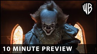 IT - 10 Minute Preview - Warner Bros. UK