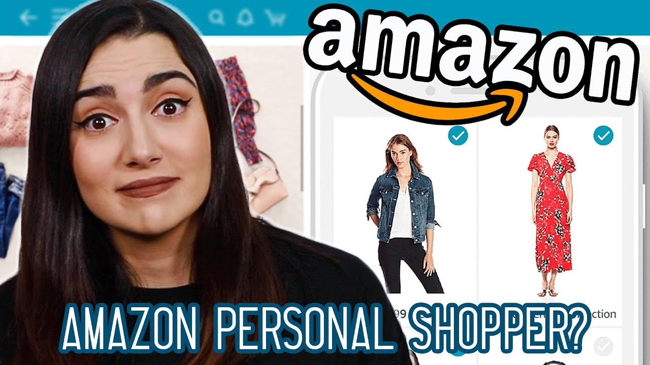 I Got Styled By An Amazon Personal Shopper HD quality image
