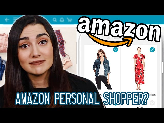 I Got Styled By An Amazon Personal Shopper HQ quality image