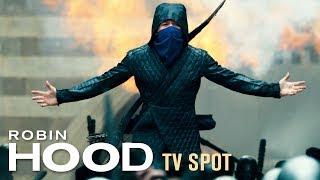 "Robin Hood (2018) TV Spot ""Justice"" – Taron Egerton, Jamie Foxx, Jamie Dornan & Ben Mendelsohn"