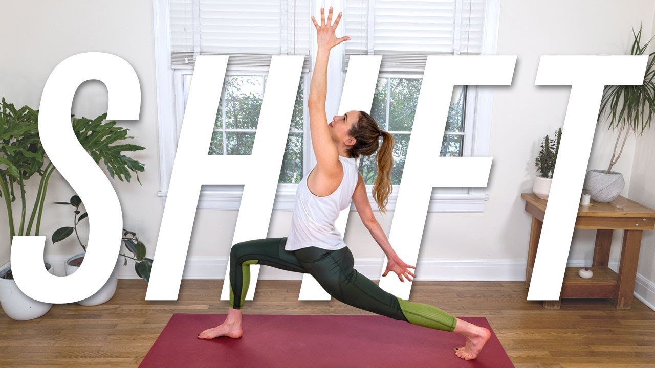 Yoga To Shift Perspective 20 Minute Yoga Flow Yoga With Adriene HD quality image