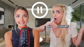 PAUSE CHALLENGE WITH LEXI RIVERA! Screenshot