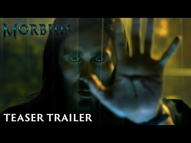 MORBIUS - Teaser Trailer HQ quality image