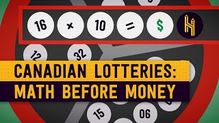 Why Canadian Lottery Winners Must Answer a Math Question Screenshot