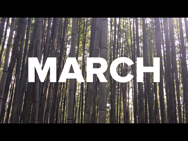 MARCH / ONE SEC EVERYDAY HQ quality image