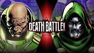 Lex Luthor VS Doctor Doom (DC vs Marvel) DEATH BATTLE! MD quality image