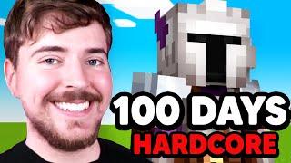 I Survived 100 Days Of Hardcore Minecraft! Screenshot