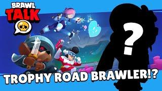 Brawl Stars: Brawl Talk! - Power League, Trophy Road Brawler, and Seasonal Rewards! Screenshot
