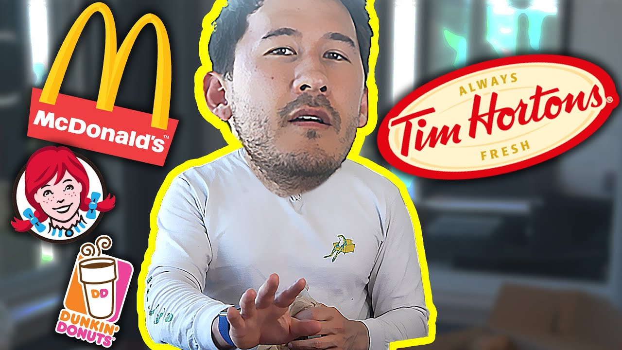 TIM HORTONS vs EVERY AMERICAN FAST FOOD HD quality image
