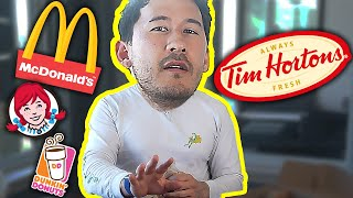 TIM HORTONS vs EVERY AMERICAN FAST FOOD MD quality image