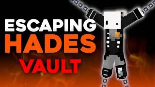 Escaping Minecraft's Most Inescapable Prison (hades vault) ft. SeenSven Screenshot