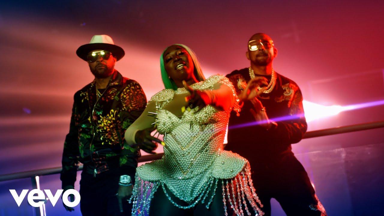 Spice, Sean Paul, Shaggy - Go Down Deh Official Music Video HD quality image