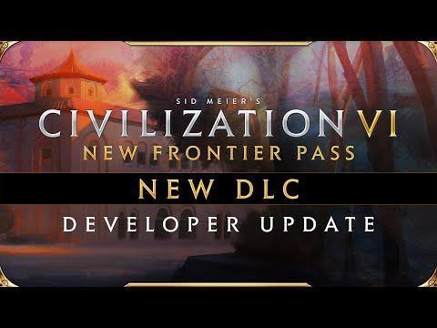 Civilization VI - September 2020 DLC New Frontier Pass MQ quality image