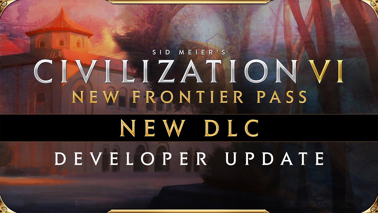 Civilization VI - September 2020 DLC New Frontier Pass HD quality image