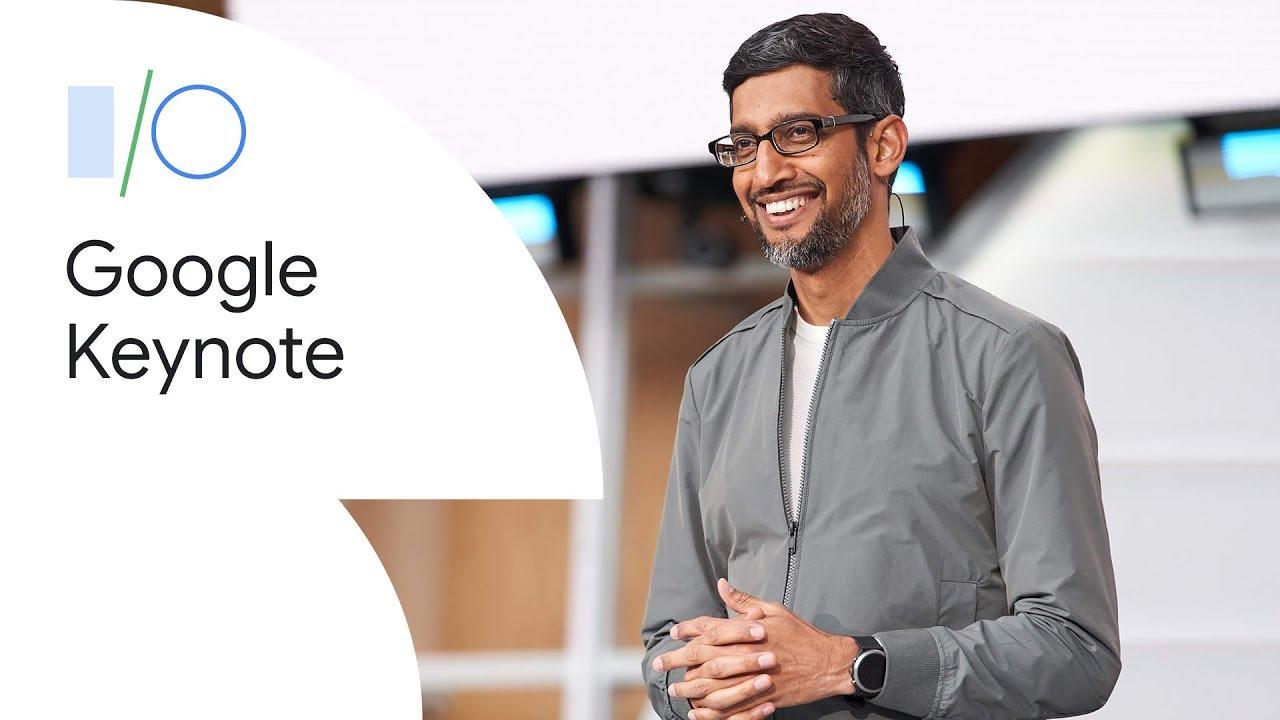 Google Keynote (Google I/O'19) HD quality image