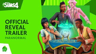 The Sims 4 Paranormal Stuff Pack: Official Reveal Trailer MD quality image