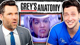 Doctor and Lawyer React To Greys Anatomy Malpractice Episode MD quality image