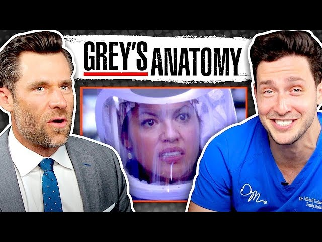 Doctor and Lawyer React To Greys Anatomy Malpractice Episode HQ quality image