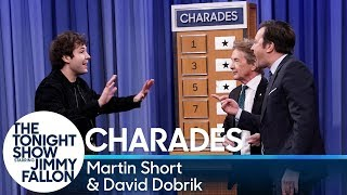 Charadeswith Martin Short and David Dobrik MD quality image