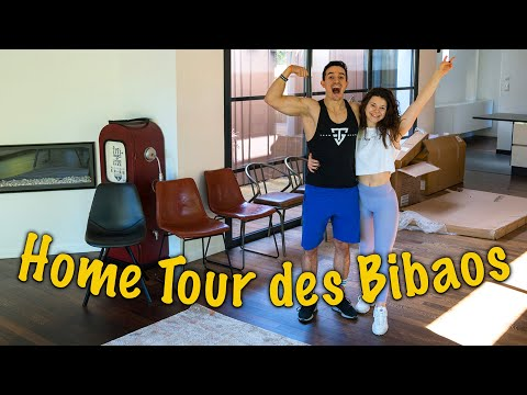 NOTRE NOUVELLE MAISON ! (Home Tour des Bibaos) ft. @Tibo InShape MQ quality image