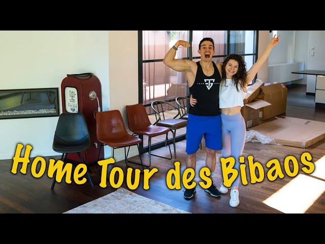 NOTRE NOUVELLE MAISON ! (Home Tour des Bibaos) ft. @Tibo InShape HQ quality image