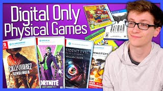 Digital Only Physical Games - Scott The Woz MD quality image